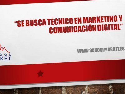 Buscamos técnico/a marketing digital